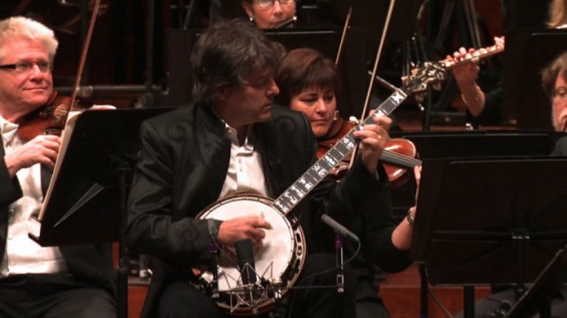Bela Fleck: How To Write A Banjo Concerto still
