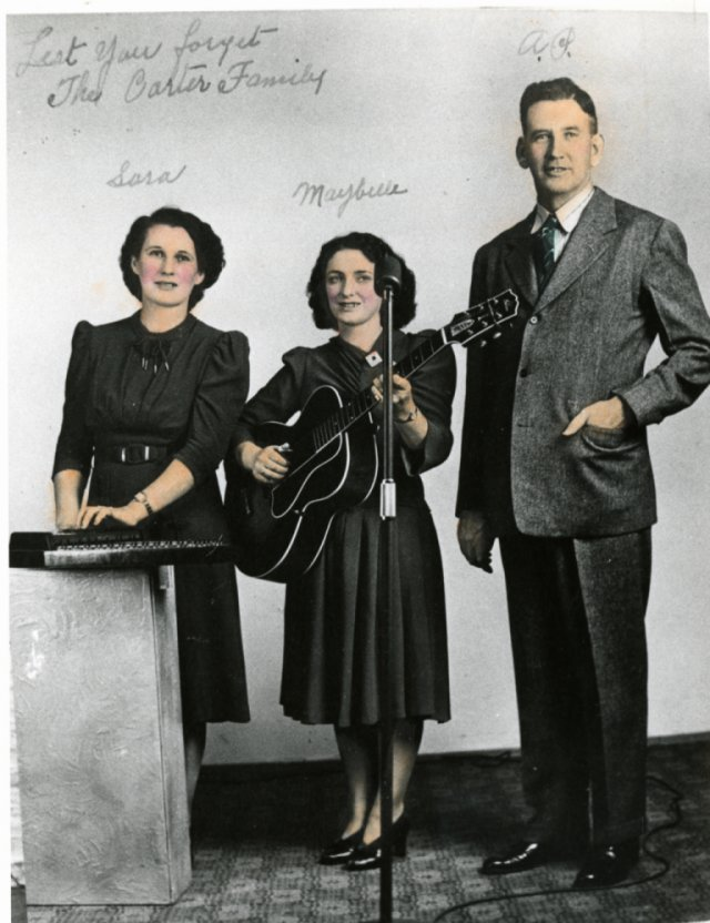The Winding Stream: The Carters,  The Cashes & The Course Of Country Music