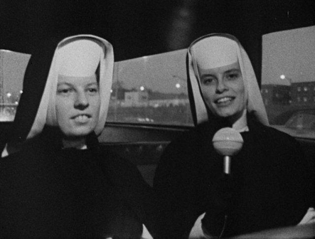 Inquiring Nuns still